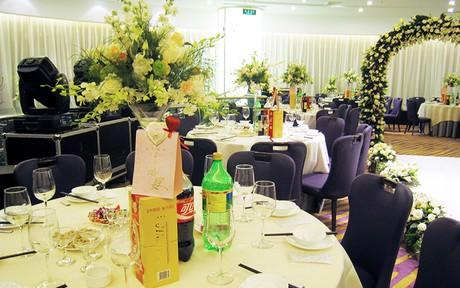 北京紫荆豪庭港式粤菜