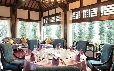 秀丽东方婚宴基地