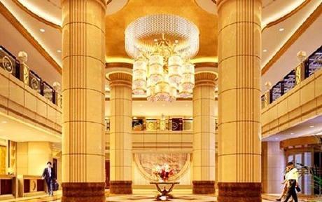 银座泉城大酒店