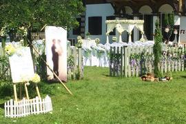 瑞典别墅草坪