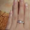 友友们,你们知道这个戒指是哪个牌子的么?